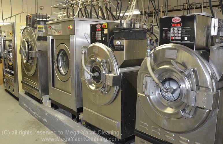 Mega Yacht Cleaning Processing Facility