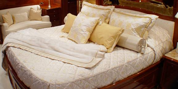 linens boat custom image the sheets bedding yacht made gallery central mattress bed easy